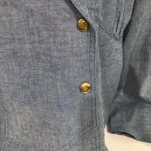 Vintage Jackets & Coats - Vintage 80s Style Oversized Blazer by Royal Ransom